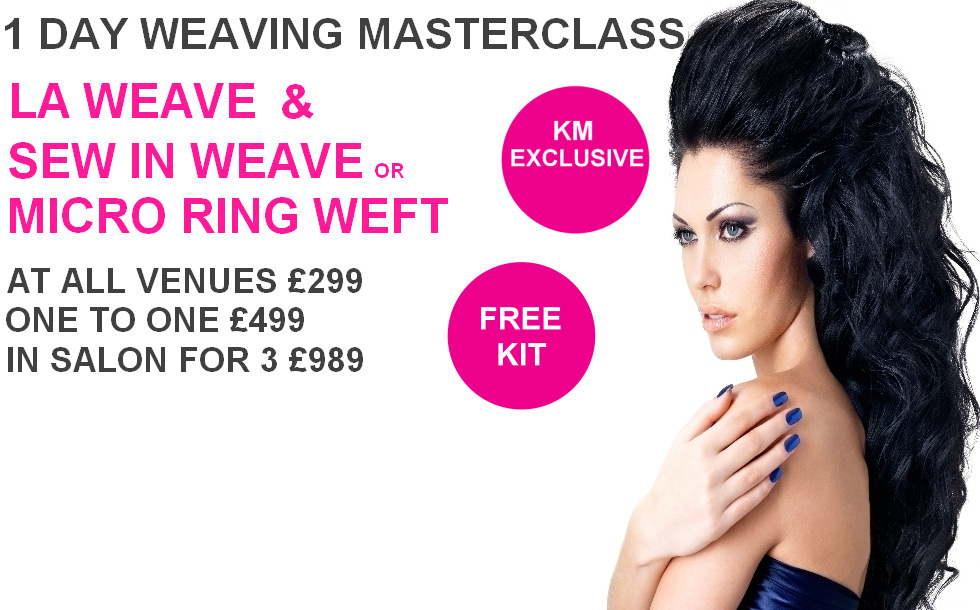 KM Ultrasonic Cold Fusion Hair Extension Course Extensions Of The Future Buy One Method Get Free Offer 399 View