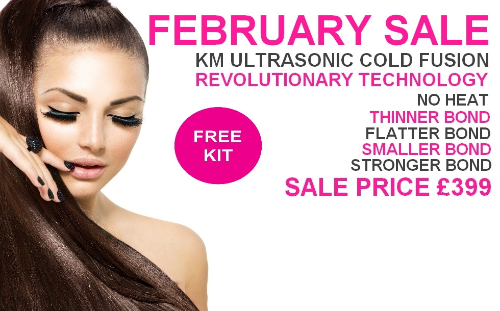 Km Hair Extension Training Courses